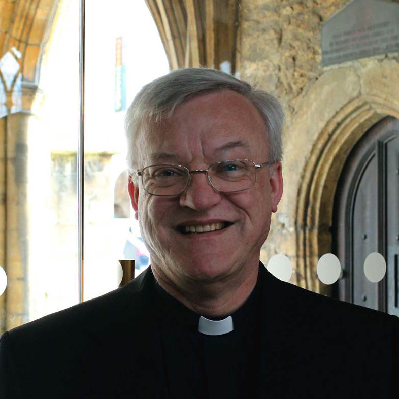 Reverend Canon Ian Black, Canon Residentiary
