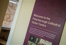 Welcome to the Visitor Centre