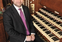 Steven Grahl, Director of Music at Peterborough Cathedral