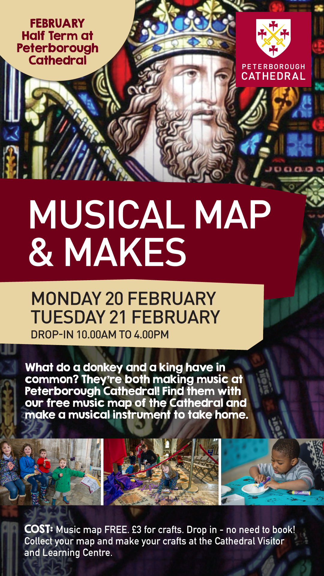 Poster for Musical Map and Makes
