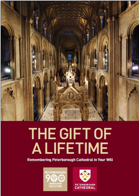 The Gift of a Lifetime brochure